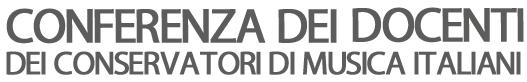 Conferenza dei docenti dei Conservatori di musica italiani