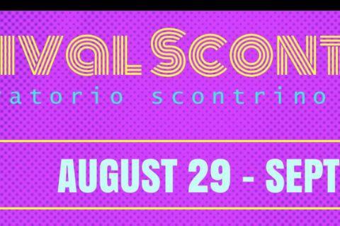 Trapani: Festival Scontrino  dal 29 agosto al 12 settembre