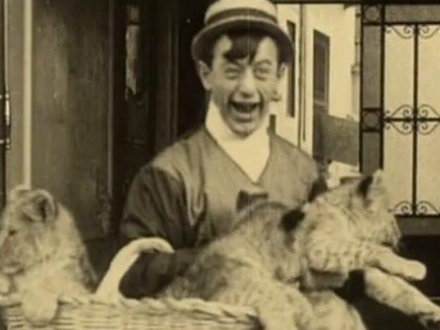 Pinocchio (1911), con il grande Polidor